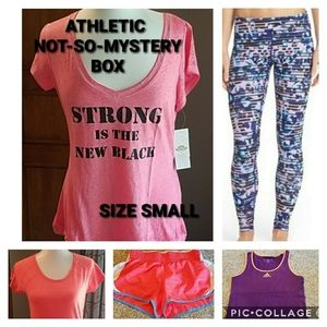 ATHLETIC NOT-SO-MYSTERY BOX SMALLS